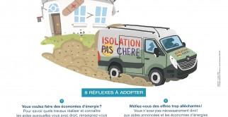 LUTTE CONTRE LA FRAUDE - RENOVATION DES LOGEMENTS