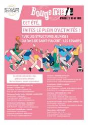 Cet été, faites le plein d'activités ! avec les structures jeunesse du Pays de Saint-Fulgent-