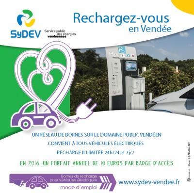 Rechargez vos batteries en Vendée