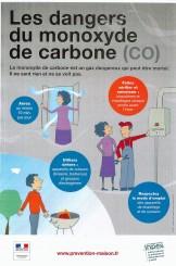 Attention : les dangers du monoxyde de carbone