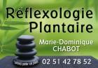 RÉFLEXOLOGIE PLANTAIRE - Marie-Dominique CHABOT
